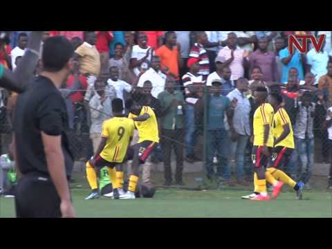 Uganda beats South Sudan in under-23 AFCON qualifier