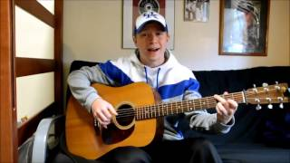 """Die A Happy Man"" by Thomas Rhett - Cover by Timothy Baker  *MY ORIGINAL MUSIC IS ON iTUNES!*"