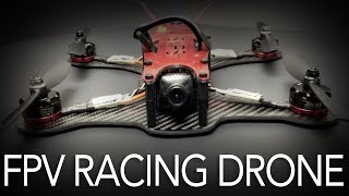 I Made My Own FPV Race Drone