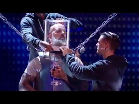 Matt Johnson nearly DIES on LIVE-TV! On the semi finals #BGT (видео)
