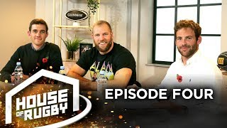 James Haskell on his TV meltdown, England and how to beat the All Blacks | House of Rugby #4