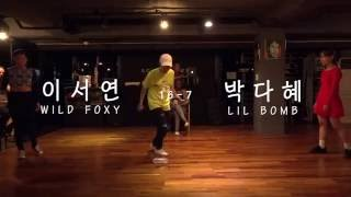 이서연 (Wild Foxy) vs 박다혜 (Lil Bomb) / 16 - 7 / Soul Tower Night vol5 July