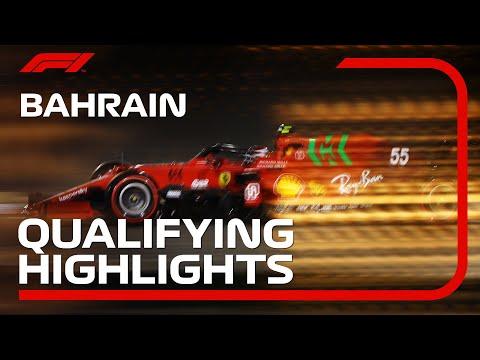 角田裕毅は13番手 F1第1戦バーレーンGP(サクヒール)予選のハイライト動画