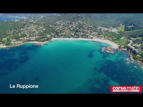 VIDEOS. Notre sélection des plus belles plages du sud de la Corse