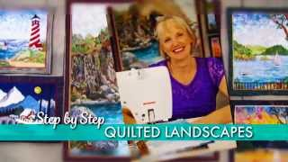 Kathy McNeil - Step-by-Step Quilted Landscapes