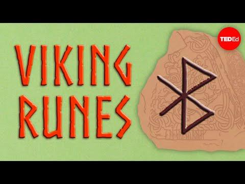 Viking Runestones Hide Secret Messages