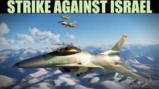 DCS 2.5 | AMBITIOUS Air Strike Against Heavily Defended Israeli Port
