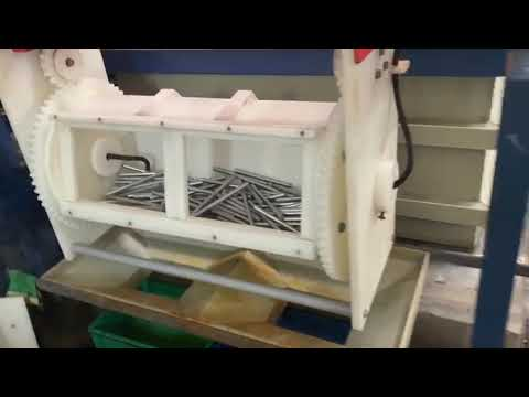 Automatic Barrel Plating Plant