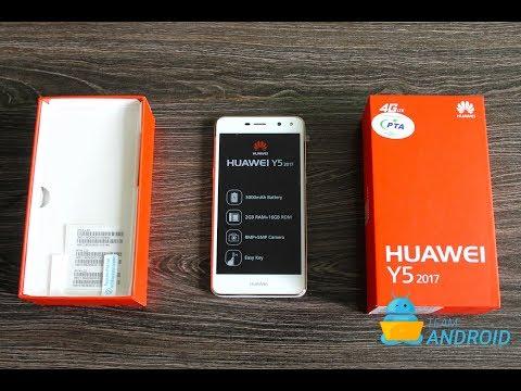 Как попасть в eRecovery Huawei Y5 2017 MYA-U29 - смотреть