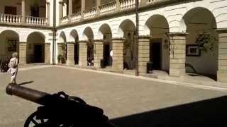 preview picture of video 'Zamek Królewski Niepołomice koło Krakowa'