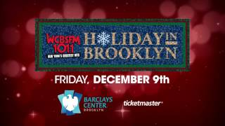 CBS-FM 101.1 Presents Holiday in Brooklyn featuring James Taylor, Jimmy Buffett and Sarah McLachlan