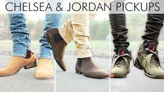 NEW PICKUPS | CHELSEA BOOTS & JORDANS