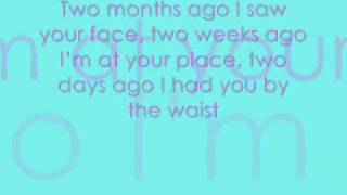 Down With Webster-Your Man Lyrics