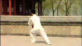 Yang style 55 form Tai Chi Sword tutorial 1~12