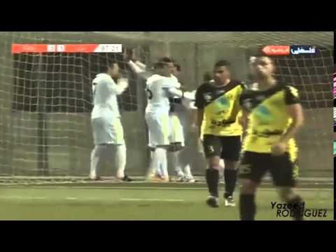 فيديو: هدف مذهل في الدوري الفلسطيني على طريقة مارادونا
