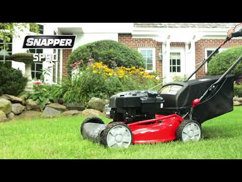 2020 Snapper SP65 21 in. Briggs & Stratton 150 cc in Calmar, Iowa - Video 2