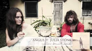 Angus & Julia Stone - Yellow Brick Road [Audio]