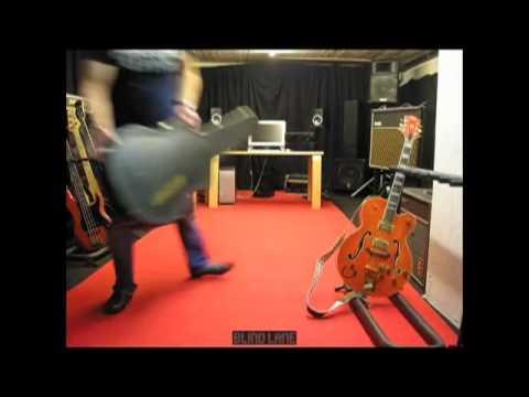Blind Lane Bandroom & Studio Setup