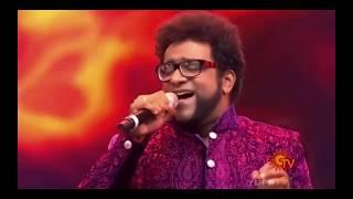 Om Shivoham Live performance | Ilayaraja 75 | Haricharan Performance  | Live concert | Sun tv