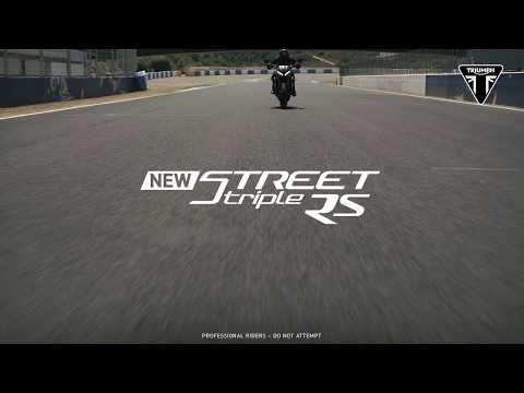 2022 Triumph Street Triple RS in Mooresville, North Carolina - Video 2
