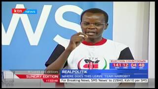 Sunday Edition: Real Politik - Nairobi Race - 19/3/2017