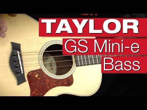Taylor GS Mini-e Bass Akustikbass-Review von session