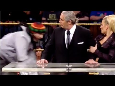 VIDEO: Bret Hart attacked by fan at WWE Hall of Fame ceremony | JOE.co.uk