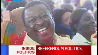 Inside Politics: Referendum drum beats continue