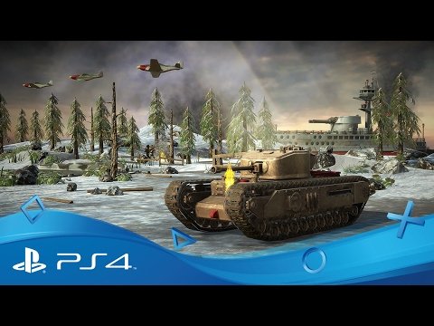 Battle Islands: Commanders | Gameplay Trailer | PS4 thumbnail