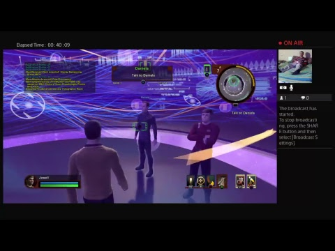Shim Plays Star Trek Online On PS4 Part 4