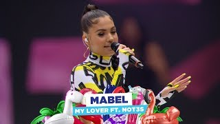 Mabel   'My Lover Feats NOT3s' (live At Capital's Summertime Ball 2018)