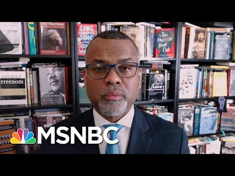 Glaude: Dr. King 'Called Us To Be The Democracy That We Aspire To Be' | The Last Word | MSNBC