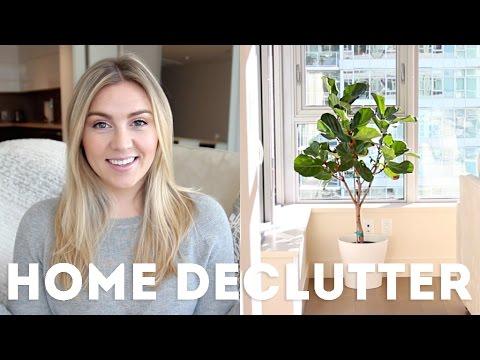 Home Declutter // Wardrobe, Kitchen + More