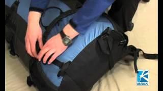 Рюкзак экспедиционный 120 литров Баск ANACONDA 120 V3