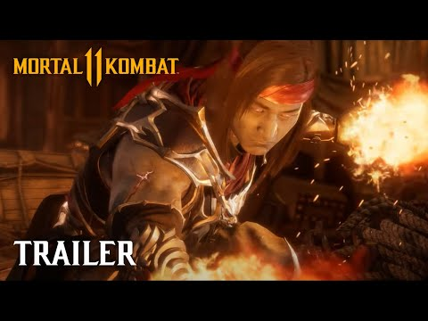 Old Skool vs. New Skool Trailer de Mortal Kombat 11