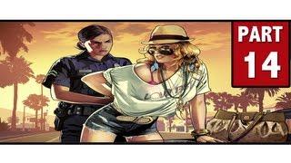 Grand Theft Auto 5 Walkthrough Part 14 - WHOAAA!! | GTA 5 Walkthrough