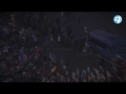 فيديو بوابة الوسط | لليوم الثالث.. الرومانيون يتظاهرون ضد الحكومة
