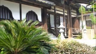 茨城県桜川市雨引観音散策