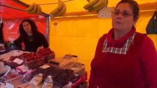 Praça da Fruta - A importância do consumo local