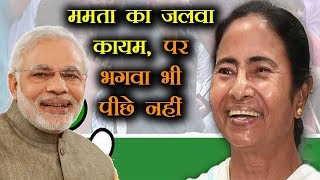 पश्चिम बंगाल के पंचायत चुनाव में TMC ने मारी बाजी