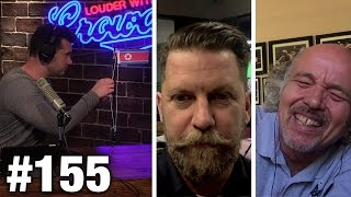 #155 EUROPE SUCKS! Gavin McInnes and Clint Howard | Louder With Crowder