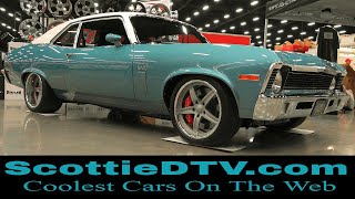 1970 Chevrolet Nova Pro Touring Metal Brothers Hot Rods 2019 Pigeon Forge Rod Run