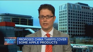 Apple can withstand price pressure from tariffs, says analyst