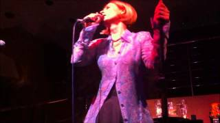Julia Fordham at the Pheasantry July 2012 'I thought it was you'