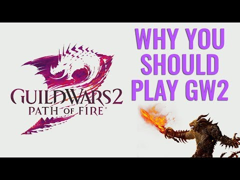 Why YOU should play Guild Wars 2 in 2017!! (Path of Fire Expansion)