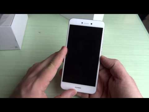 Unboxing Huawei P8 Lite 2017 e prime impressioni