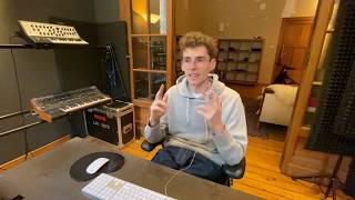 In the studio with Lost Frequencies #5 : Angèle - Flou (Remix)