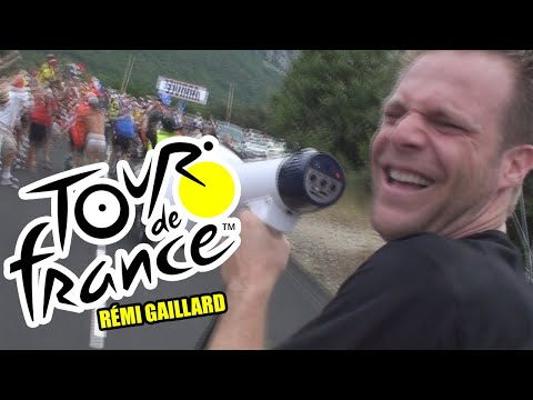 Rémi Gaillard – Tour de France
