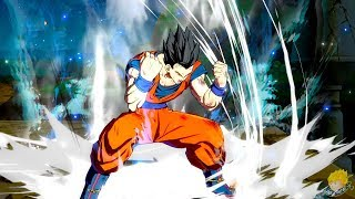 Dragon Ball FighterZ OPEN BETA - Adult Gohan, Beerus, Kid Buu & Nappa GAMEPLAY (English Dub)
