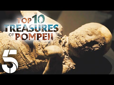 The Ancient City of Pompeii Is Full of Hidden Treasures